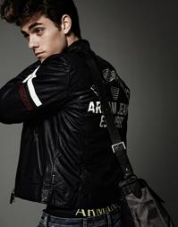 leather fashion for trendiest men